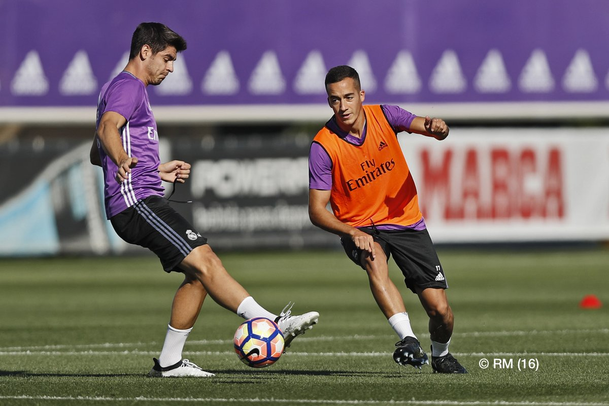 Training for Eibar